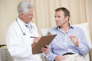 Prostatitis eritrociták